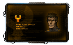 Character-box-galaxy-on-fire-2-roger-baffour-sci-fi-space-pilot-hero-veteran