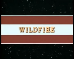 Wildfire titlecard