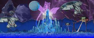 Crystal Tokyo Attack