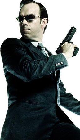 Agent Smith (Matrix)