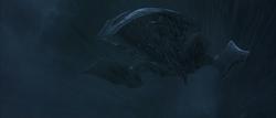 Predator Spaceship