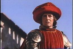 Prince Escalus of Verona