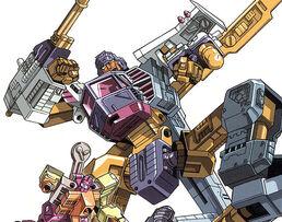 Transformers Armada Cyclonus