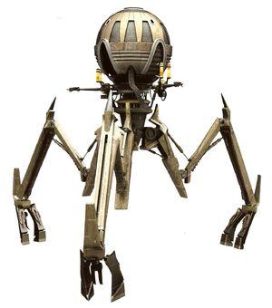 Octuptarra Tri-Droid