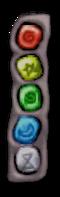 Rune menu