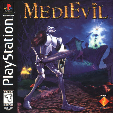 File:MediEvil - Front Cover NTSC.jpg
