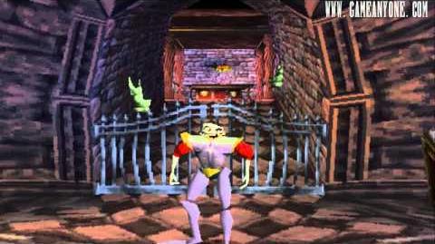 Dan's Crypt (MediEvil)