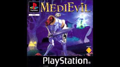 MediEvil - MAP
