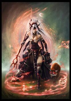 Kitsune Queen