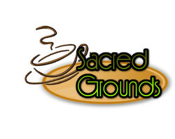 Sacred Grounds logo