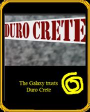 Durocrete