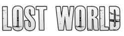 Lost world logo