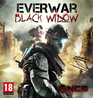 Everwar Black Widow Cover Art v4
