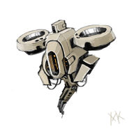 Repair drone by nivek1234-d5f7yek