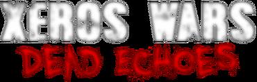 Xeros Wars Dead Echoes Logo