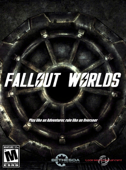 Fallout worlds cover