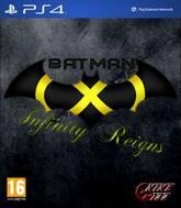 Batman Infinity Reigns Cover Art
