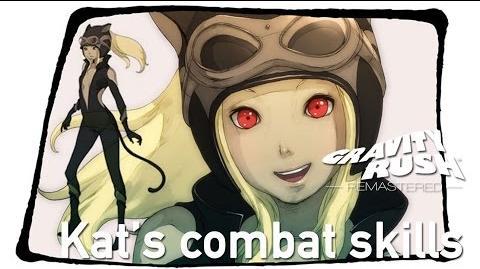 Gravity Rush™ Remastered- Combat Skills Montage