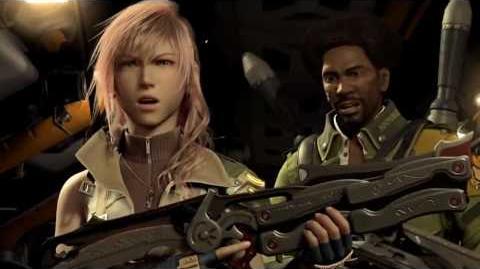 Final Fantasy 13 English Cutscenes -1 - Chapter 1 Hd WideScreen!