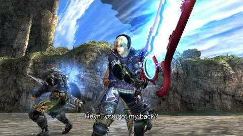Xenoblade Chronicles HD Cutscene 031 - A New Power to Save Juju - ENGLISH