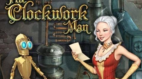 The Clockwork Man - Free Game- Gameplay Review -Mac Store-