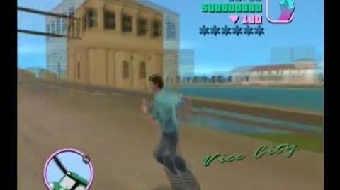 GTA Vice City Closed Bridge