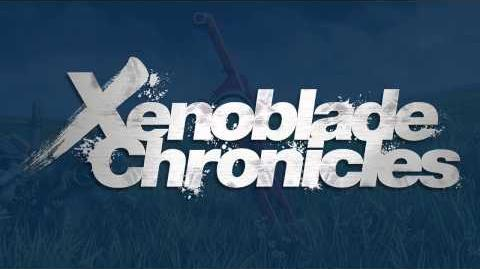 Snowy Valak Mountain - Xenoblade Chronicles -OST-
