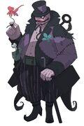 Raven Fullbody
