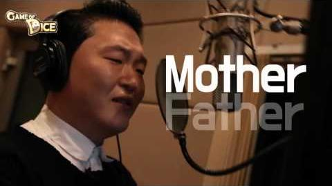 Game of Dice X PSY Behind the Scene of Character Audio Recording!