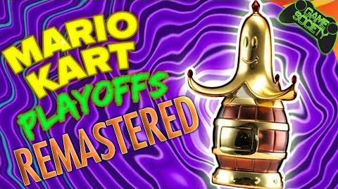 Mario Kart Playoffs (2014) - REMASTERED Complete Series - Game Society