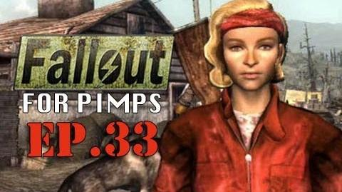 """Fallout for Pimps - """"Sticky Accident"""" 1-33"""