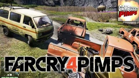Breaking Bad Driver - Far Cry 4 Pimps (E005) - GameSocietyPimps