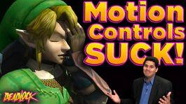 Zelda Do Motion Controls RUIN Gameplay