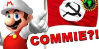 Mario is COMMUNIST?!?