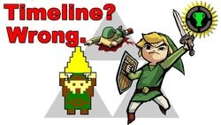Why the Official Zelda Timeline is Wrong