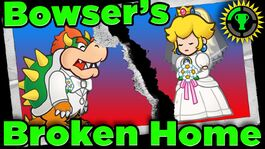 Bowser's BROKEN HOME
