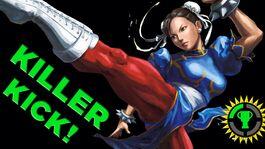 Chun-Li's Helicopter Kick
