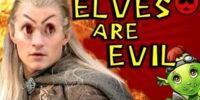 The Dark Secret of Elves