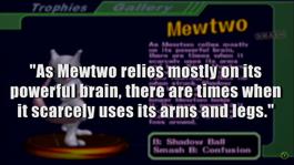 Mewtwo screen