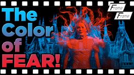 Crimson Peak and The Color of FEAR