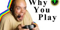 Why You Play Video Games (1 Million Subscriber Special!)