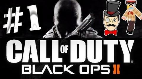 Black Ops 2 Walkthrough Part 1
