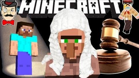 Minecraft STEVE GETS SUED!!