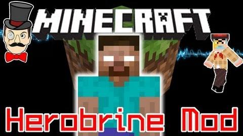 Minecraft Herobrine Mod Spotlight 1