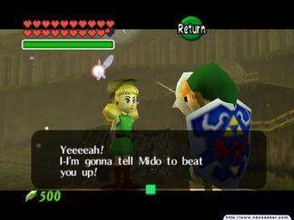 Zelda OoTMQ image1