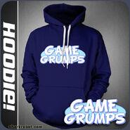 Game Grumps Logo Hoodie