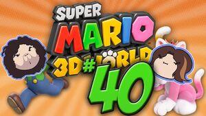 Super Mario 3D World Part 40 - Junk Ball