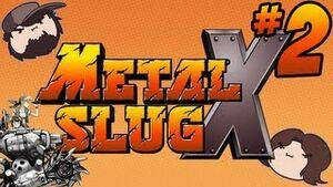 Metal Slug X 2