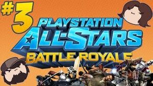 PlayStation All-Stars Battle Royale 3