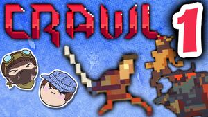 Crawl Part 1 - Everything is Poopy